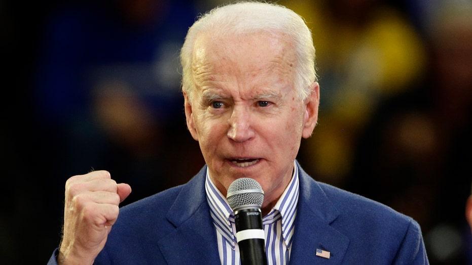 Press trumpets Biden win in SC