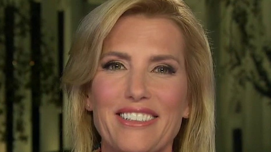 Ingraham: 'COVID is Biden's true running mate' as Democrats push 'the virus panic button'