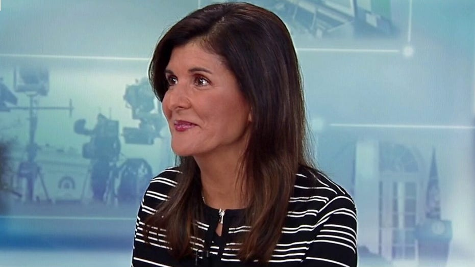 Nikki Haley: Every governor in America should ban funding for CRT in schools
