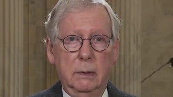 McConnell slams Dems' election reform bill on 'America's Newsroom': 'It's an atrocity'