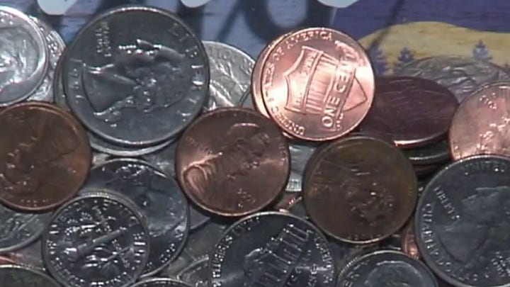 Coin shortage caused by COVID-19 sparks 'no change' policy in stores nationwide