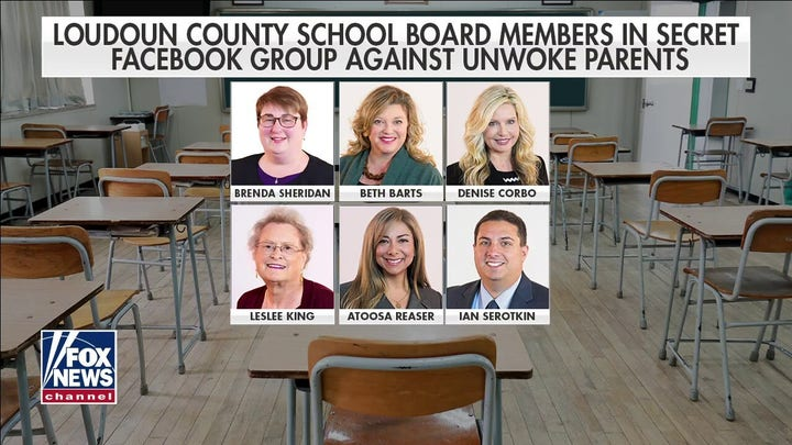 Virginia parents look to oust school board incumbents