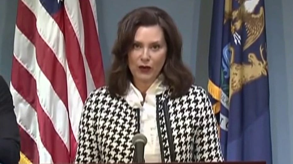 Gov. Whitmer calls husband's boat request 'a failed attempt at humor'