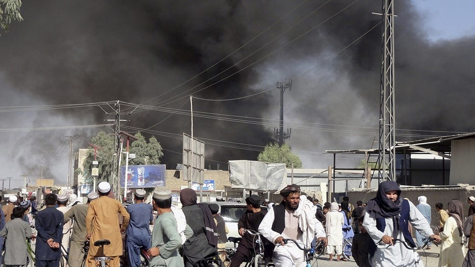 Americans likely to be left behind in Afghanistan after Kabul bombings: source