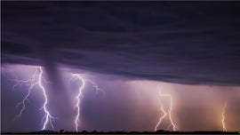 Lightning strike in Georgia kills 'sweet' girl, 9, seriously injures sister