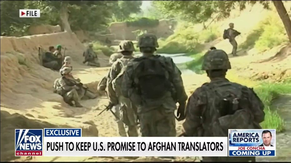Afghan translators land in US, say US leaving others behind who face death threats from Taliban