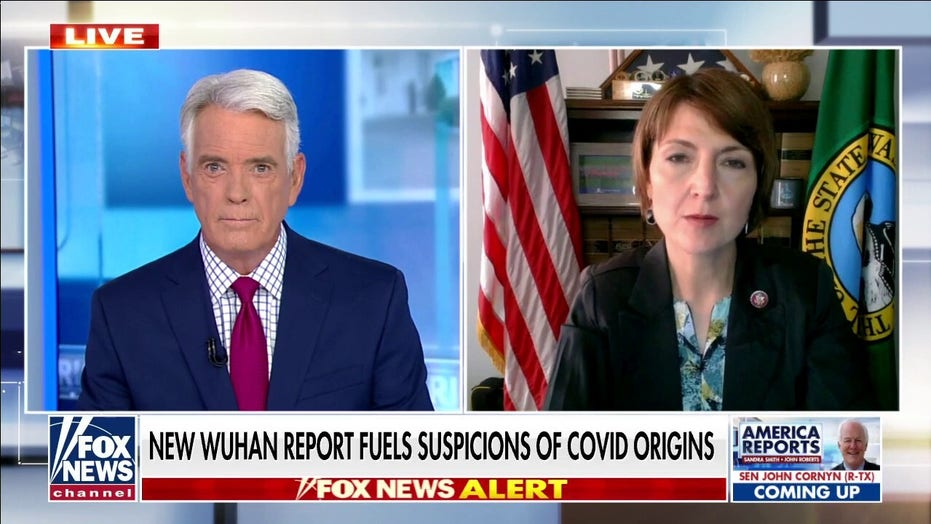 House GOP will 'leave no stone unturned' in Wuhan lab investigation: McMorris Rodgers