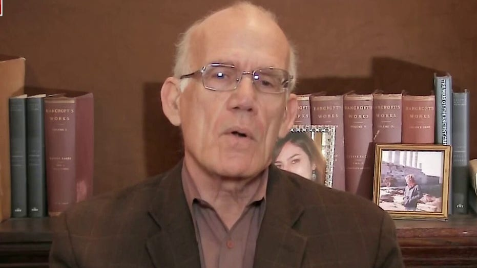 Victor Davis Hanson rips cancel culture: 'It won't stop until we fight back'