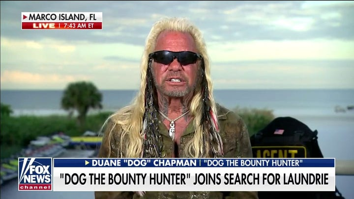 """""""Dog the Bounty Hunter"""" predicts officials will have tracking location for Brian Laundrie in 48 ure"""