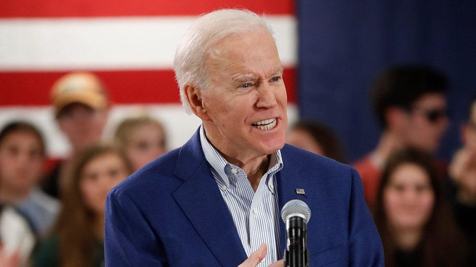 Biden heads to South Carolina before New Hampshire polls close