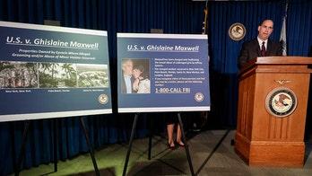 Alleged Epstein accomplice Ghislaine Maxwell arrested by FBI