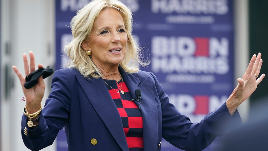Jill Biden holds 'Minnesota Women for Biden' event