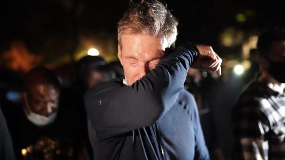 Ted Wheeler faces backlash from protesters despite his sympathies