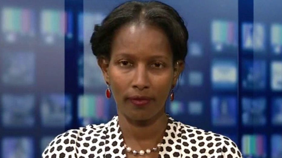 Ayaan Hirsi Ali: America does not need a new revolution