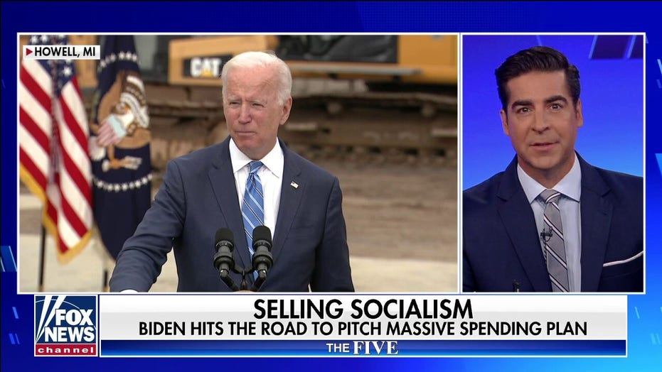 Video: College students see socialism as 'good thing,' would abolish private property rights