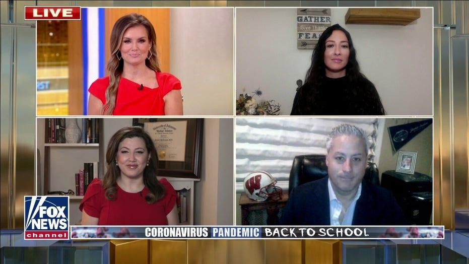 Suo. Ted Cruz: COVID, la follia della scuola sindacale degli insegnanti sta danneggiando i nostri figli -- that's why choice is vital