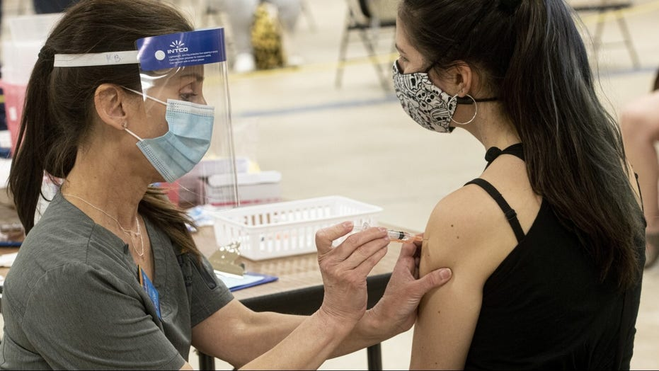 Vaccination rate dropping