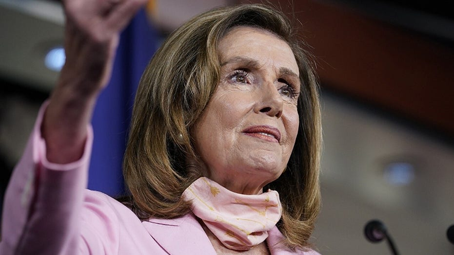 Pelosi slams GOP as a 'cult' while traveling abroad in United Kingdom