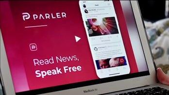 Parler website back up, app still unavailable