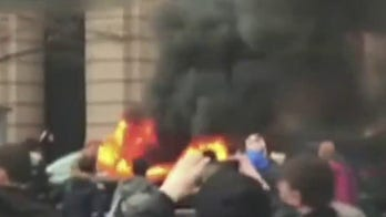 Police warn of Antifa protests in New York City