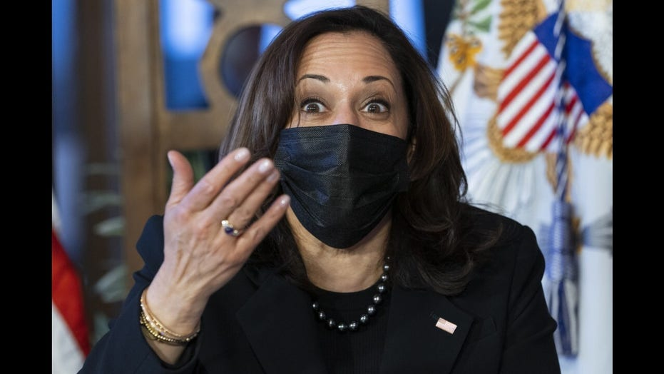 Kamala Harris pledged to visit border 'at some point,' but two weeks later White House has no update