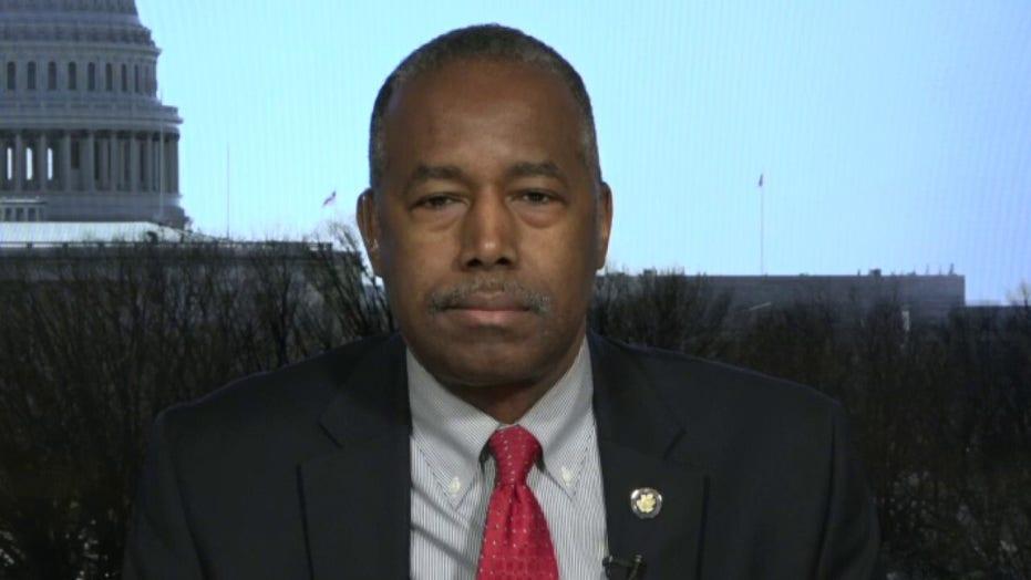 Secretary Carson on potential mortgage relief in next phase of coronavirus stimulus