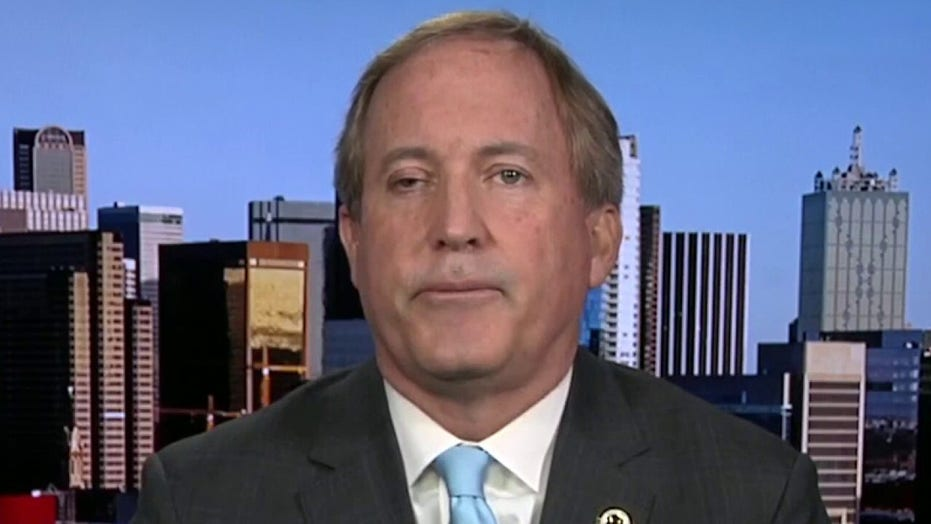 Biden 'ignoring' federal law with sweeping executive orders, Texas AG Paxton says