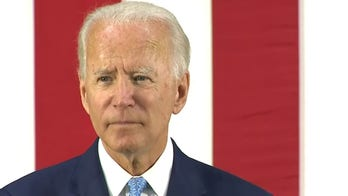 Biden says he is going to 'transform' the nation if elected