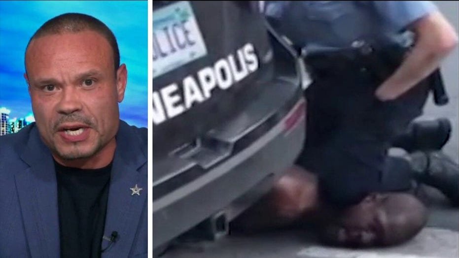Dan Bongino reacts to George Floyd's death: The video tells a story that you can't run away from