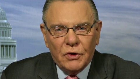 Gen. Jack Keane: Obama 'folded' with Iran, Biden will need to show 'spine' to negotiate better deal