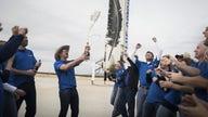Bezos on Blue Origin rocket touchdown: Best day ever!