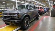2021 Ford Bronco production underway in Michigan amid chip shortage