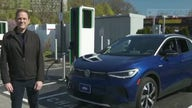 Inside Volkswagen's new electric SUV