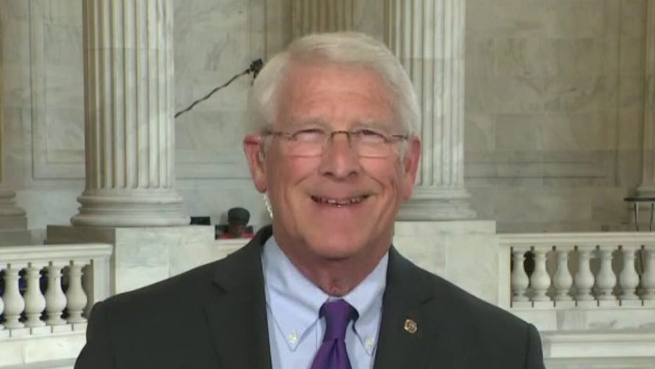 Sen. Wicker on infrastructure meeting with Biden: We made good points but 'there is a lot of space between us'