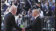 President Biden and Putin meet in Geneva