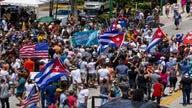 Florida demonstrators demand Biden intervene in Cuba