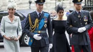 All eyes on William and Harry at Prince Philip's funeral