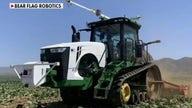 Farmers battling labor shortages turn to autonomous tractors