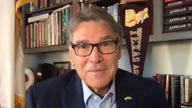 Rick Perry on Kamala Harris snapping at anchor over border visit question: 'She's finished'