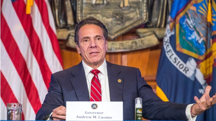 Cuomo deserves as much media scrutiny as Ted Cruz: Joe Concha