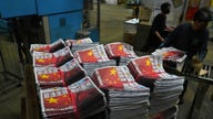 Hong Kong police raid pro-Democracy newspaper, arrest executives