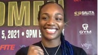 Claressa Shields fights for equality in boxing: 'We're as great as the men'