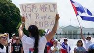 Protesters call on Biden to intervene in Cuba