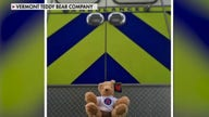 American teddy bear maker gives back to first responders