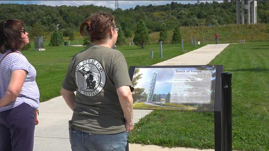 Small town remembers lives lost on Flight 93