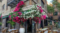 Outdoor dining boosts flower decor demand as COVID-hit restaurants look to attract customers