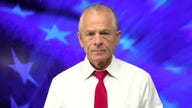 Peter Navarro is 'bearish' on US economy