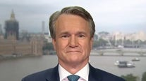 Bank of America CEO on economic growth post-pandemic amid supply chain disruptions