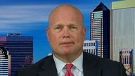 Matthew Whitaker: Maxine Waters should 'tone down' rhetoric