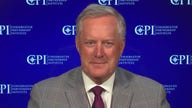 Mark Meadows: Democrats aren't following science, they're following money